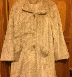 Пальто легкое р 50-52