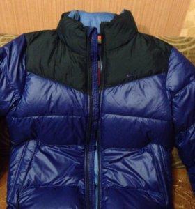 Продам новые куртки оригинал Nike зима