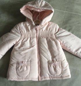 Новая куртка демисезон 92 р