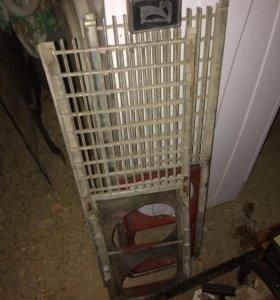ВАЗ 2106 Радиаторная решетка