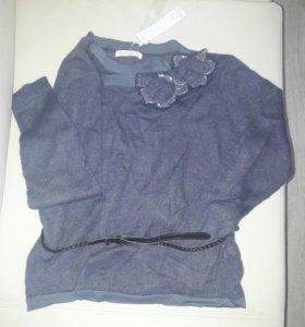 Кофта + рубашка