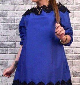 Платье новое р. 44.