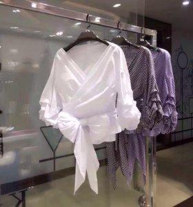 Стильная рубашка новая