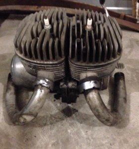 Двигатель иж юпитер 4 (12в)