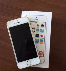 iPhone 5s на 32G