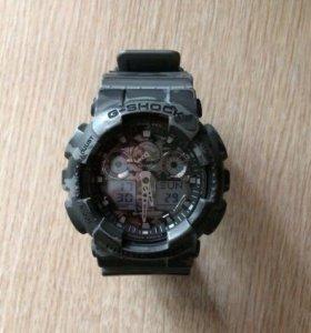 G-Shock GA-100CM