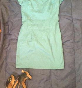 Платье босаножки