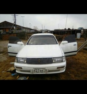 Toyota Crawn 143кузов 2jz 3л