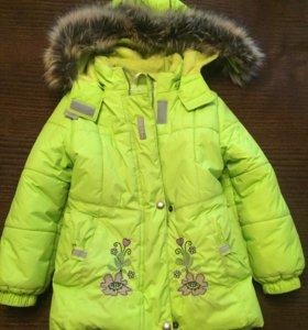 Керри зимняя куртка р. 104
