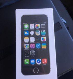 iPhone 5s. 16Gb НОВЫЙ . Обмен не интерисует .