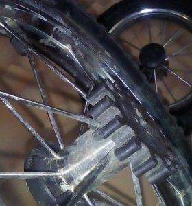 Колеса для польской коляски