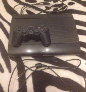PlayStation 3 500 Gb + 5 дисков