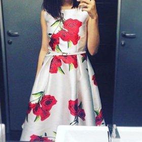 """Платье в стиле """"Dolce&Gabbano"""""""