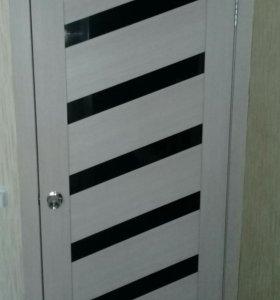 Установка межкомнатных дверей, сборка мебели
