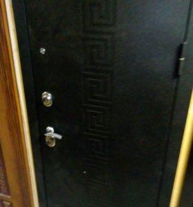 Входная Дверь, Монтаж дверей.