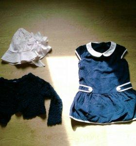 Платье Gap на девочку 2 года