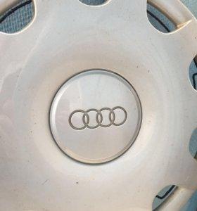Колпаки Audi R15 оригинал