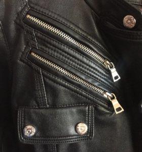 Куртка косуха из эко-кожи