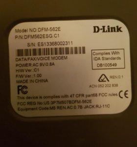 D-link DFM-562E