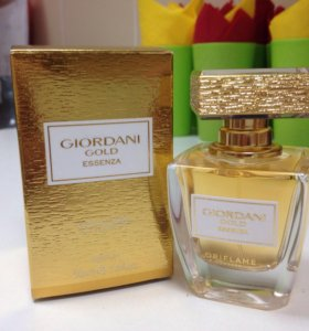 Туалетная вода Giordani Gold