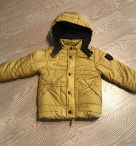 Куртка детская (осень-зима)