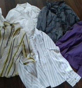 Пять рубашек.44-46.