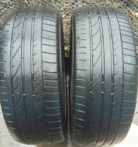 Резина летняя 225/55R17 Bridgestone Potenza RE050A