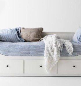 Кровать икеа Хемнэс