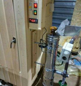 Блок с Электростатикой для универсальных коптилок