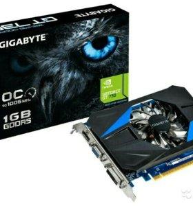 Видеокарта gigabyte gf730