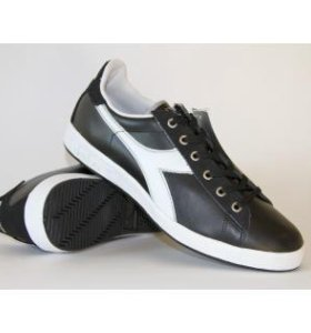 Новые кожанные мужские кроссовки