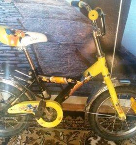 """Велосипед детский 12"""""""