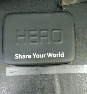 Кейс для экшн камеры. Hero.