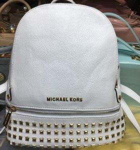 Рюкзак кожаный MK