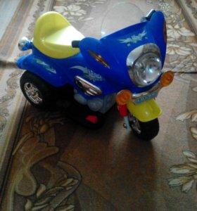 """Электромобиль """"Мотоцикл"""""""