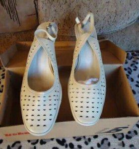 Летнии туфли Meglias (Меглиас)