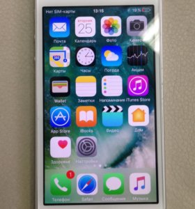 iPhone 5S Silver 64Gb