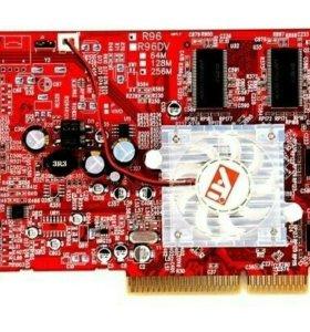 ATI D33053 Radeon R9600 256M AGP