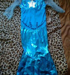 Платье русалочка