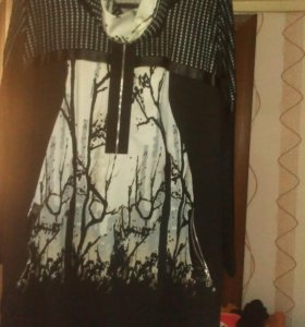 Платье женское р-р 54