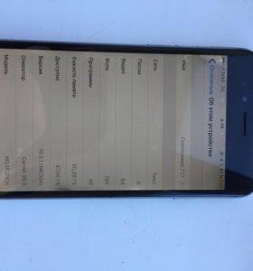 iPhone 6 64gb обмен на iPhone 6 plus