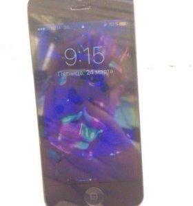 Айфон 5 оригинал на 16гб