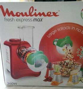 мультирезка Moulinex DJ810510 Fresh Express Max