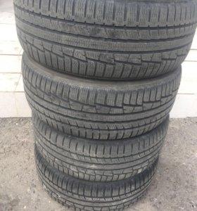 Резина зимняя nokian wr a3 235/55/R17 шины