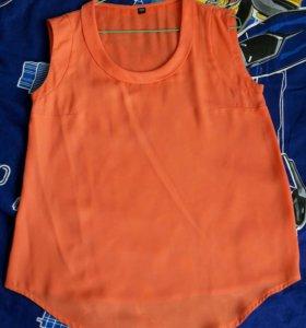 Новые топы/блузы/майки Zolla, Zara basic