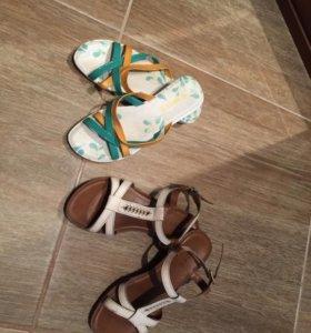 Летняя обувь 32р