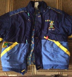 Куртка для мальчика р.104