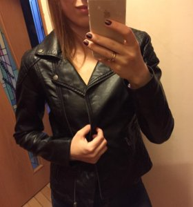 Новая косуха куртка