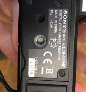 Видеокамера Sony DSR-Sx 44E