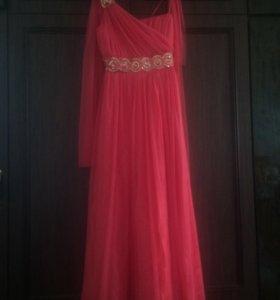 """Вечернее платье """"Афродита"""" на 8-12 лет"""